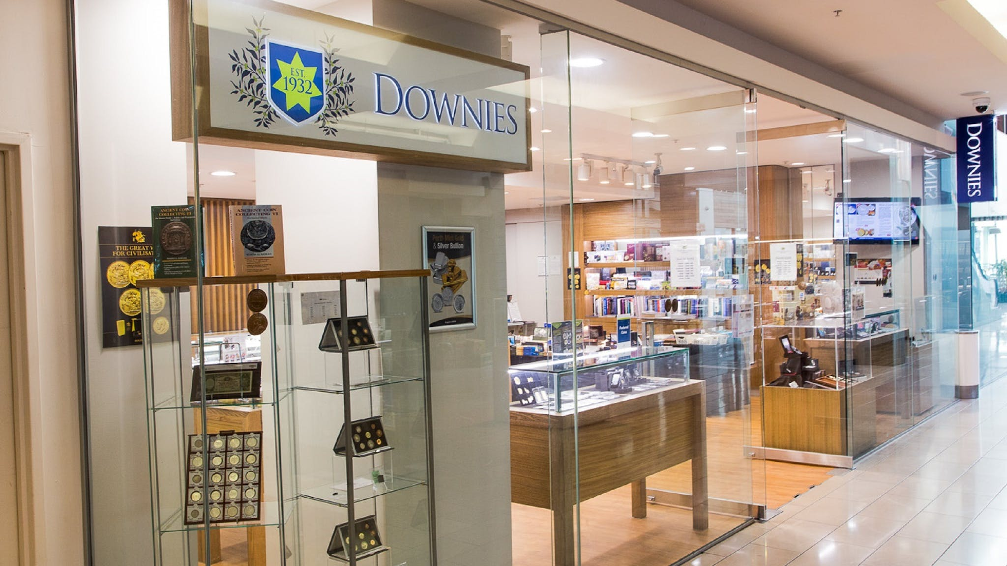 Downies Coins and Collectables