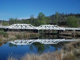 Crankies Plain Bridge over Coolumbooka River