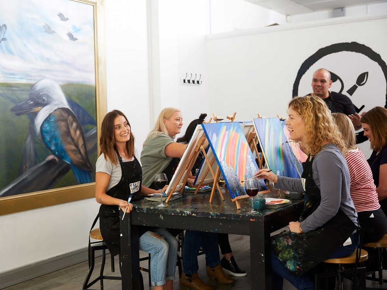 Image of the event 'Pinot and Picasso'