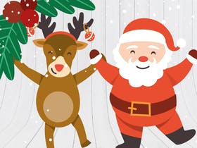Holly Jolly Kids Christmas Party at Novotel Wollongong Northbeach