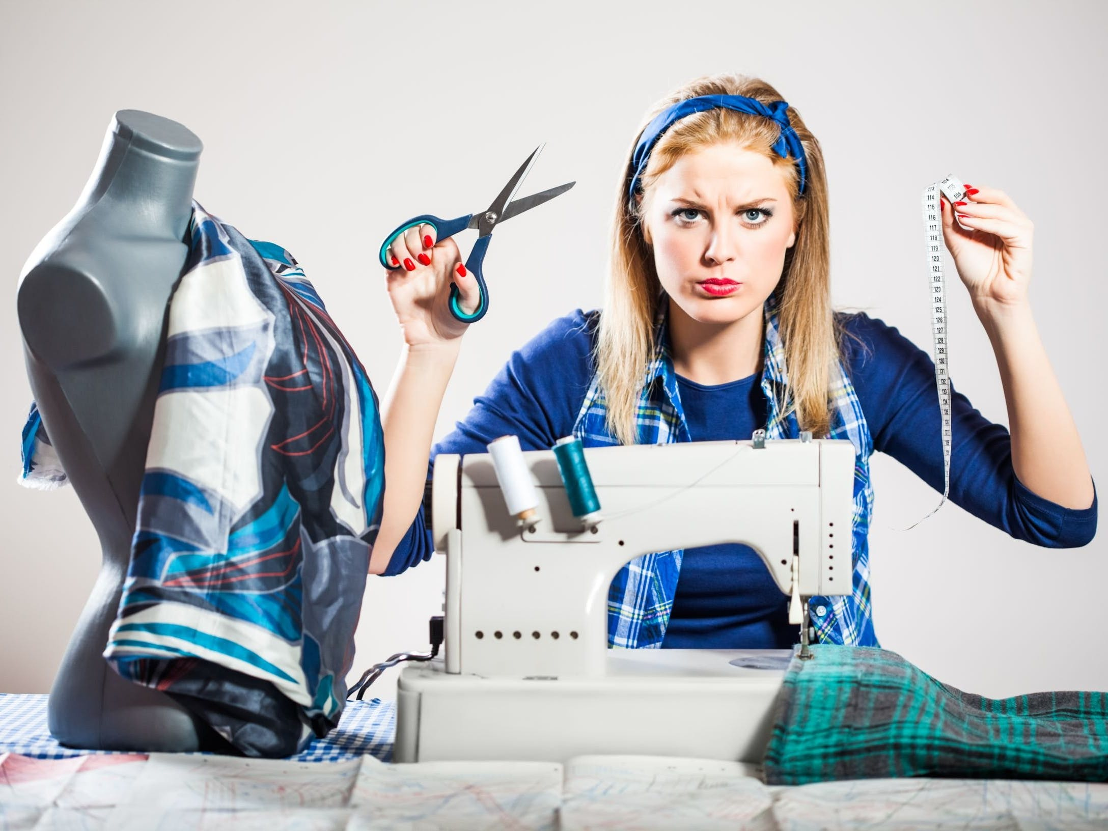 Your sewing adventure starts here!