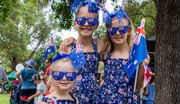 Image of the event 'The Mutual presents Australia Day'