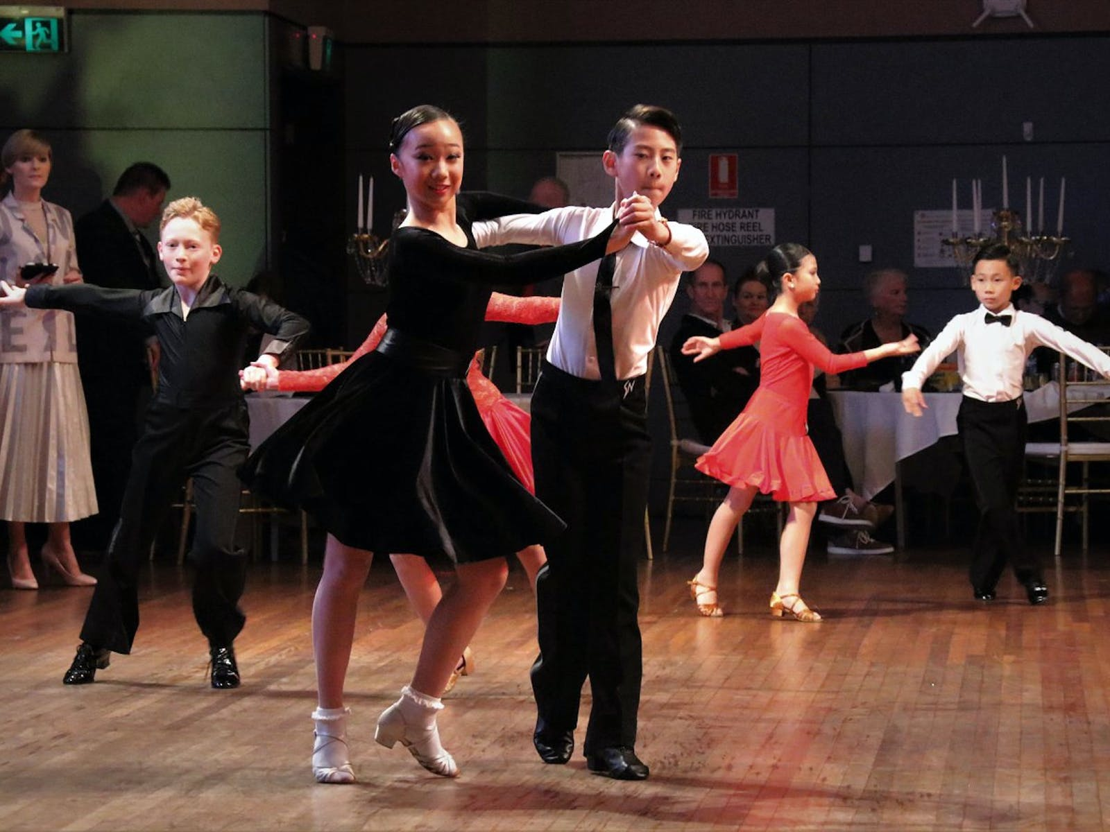 Image for Mercedes-Benz Wollongong National Dancesport Championship