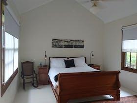 Detached Courtyard Bedroom