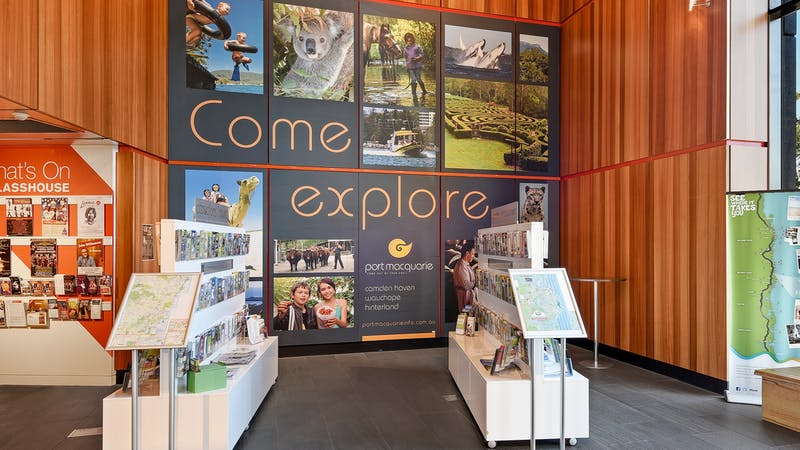 Greater Port Macquarie Visitor Information Centre