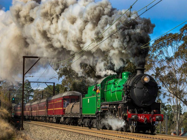 Image of the event 'Hunter Valley Steamfest'