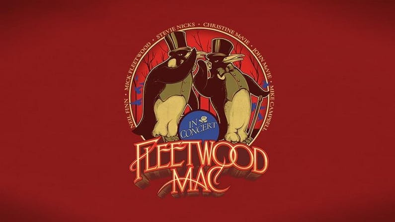 Image of the event 'Fleetwood Mac Australian Tour'