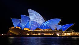 Image of the event 'Night Photography Class at Vivid'