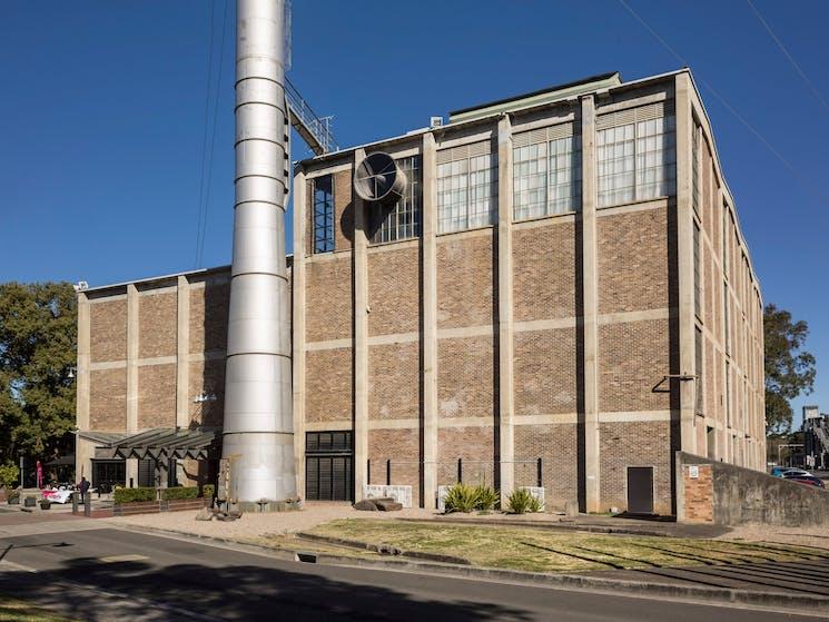 Casula Powerhouse exterior