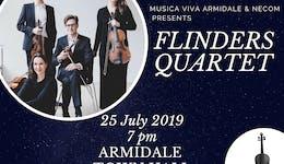 Image of the event 'Flinders Quartet'