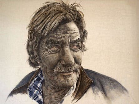 The Disappearing Farmer - Exhibition by Rose Wilson