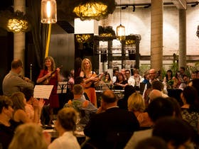 2014 Langi Shiraz Wine Dinner and MSO performance