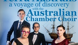 Image of the event 'Terra Australis   |   The Australian Chamber Choir with Amy Johansen'