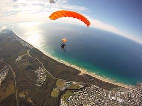 Skydive Fraser Island