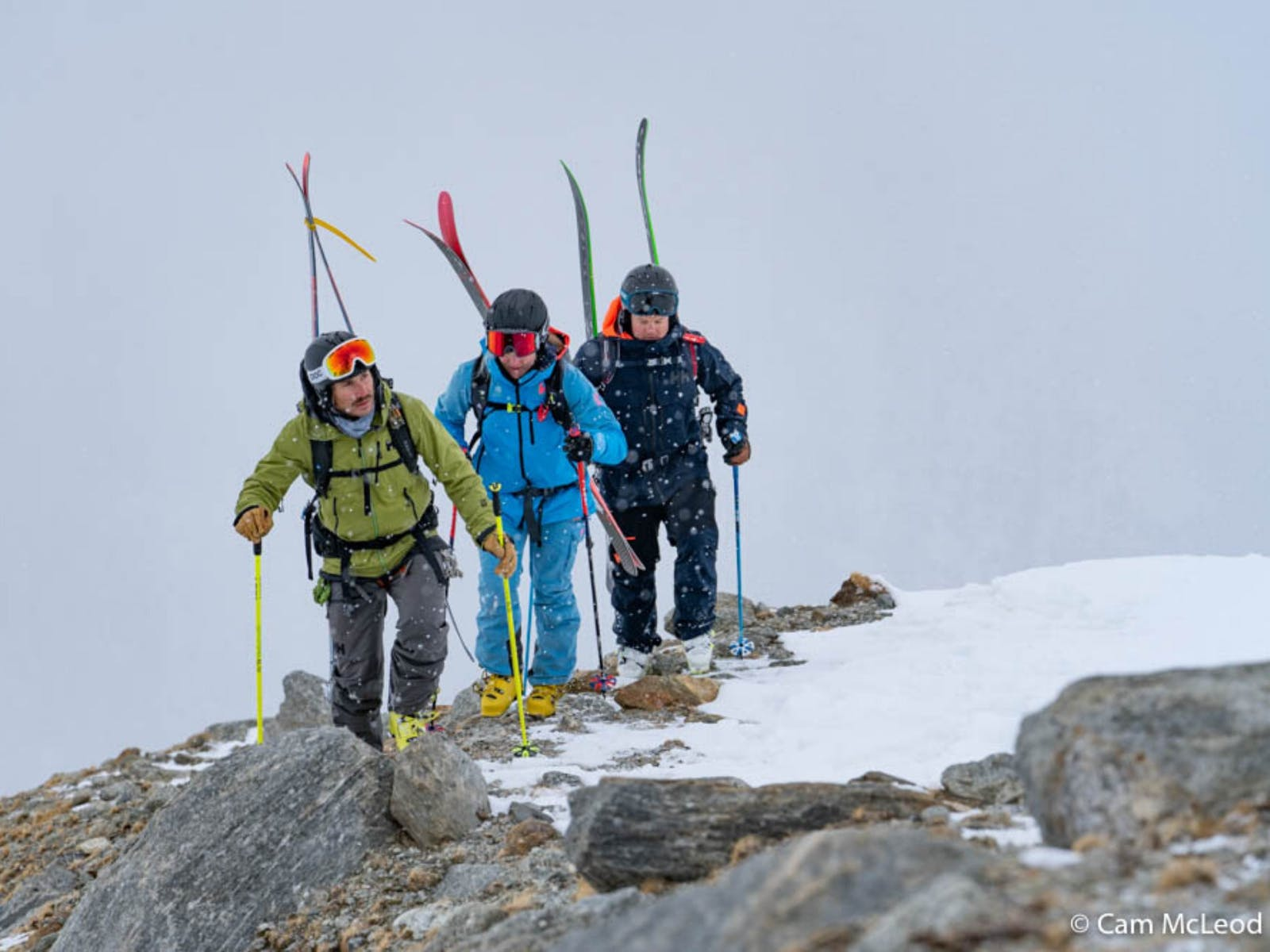 Image for Blue Mountains: Warren Miller's Timeless presented by Volkswagen