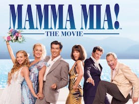 Movies by Moonlight - Mamma Mia Cover Image
