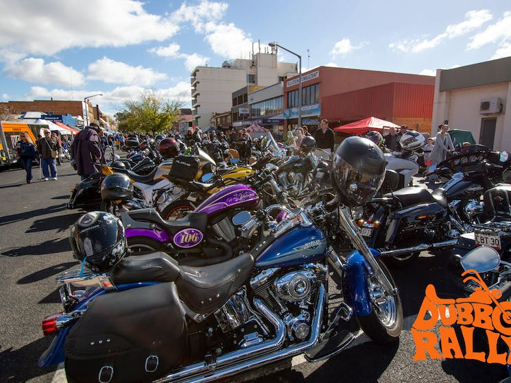 2019 Dubbo Motor Bike Rally