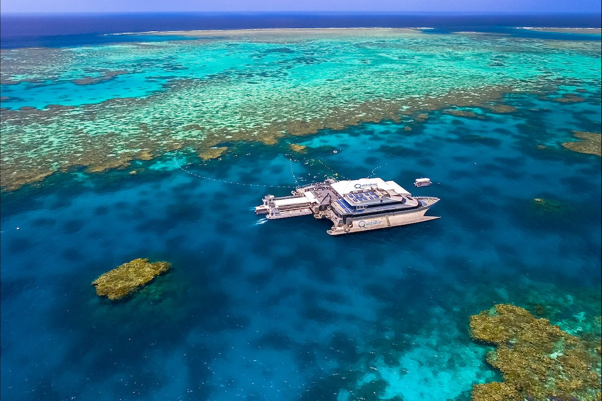 Quicksilver Cruises Great Barrier Reef