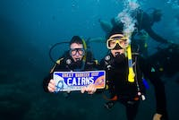 Some of our Cairns tours include a Great Barrier Reef tour.