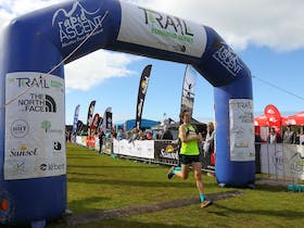 The Trail Running Series presented by The North Face, Race 4, Anglesea