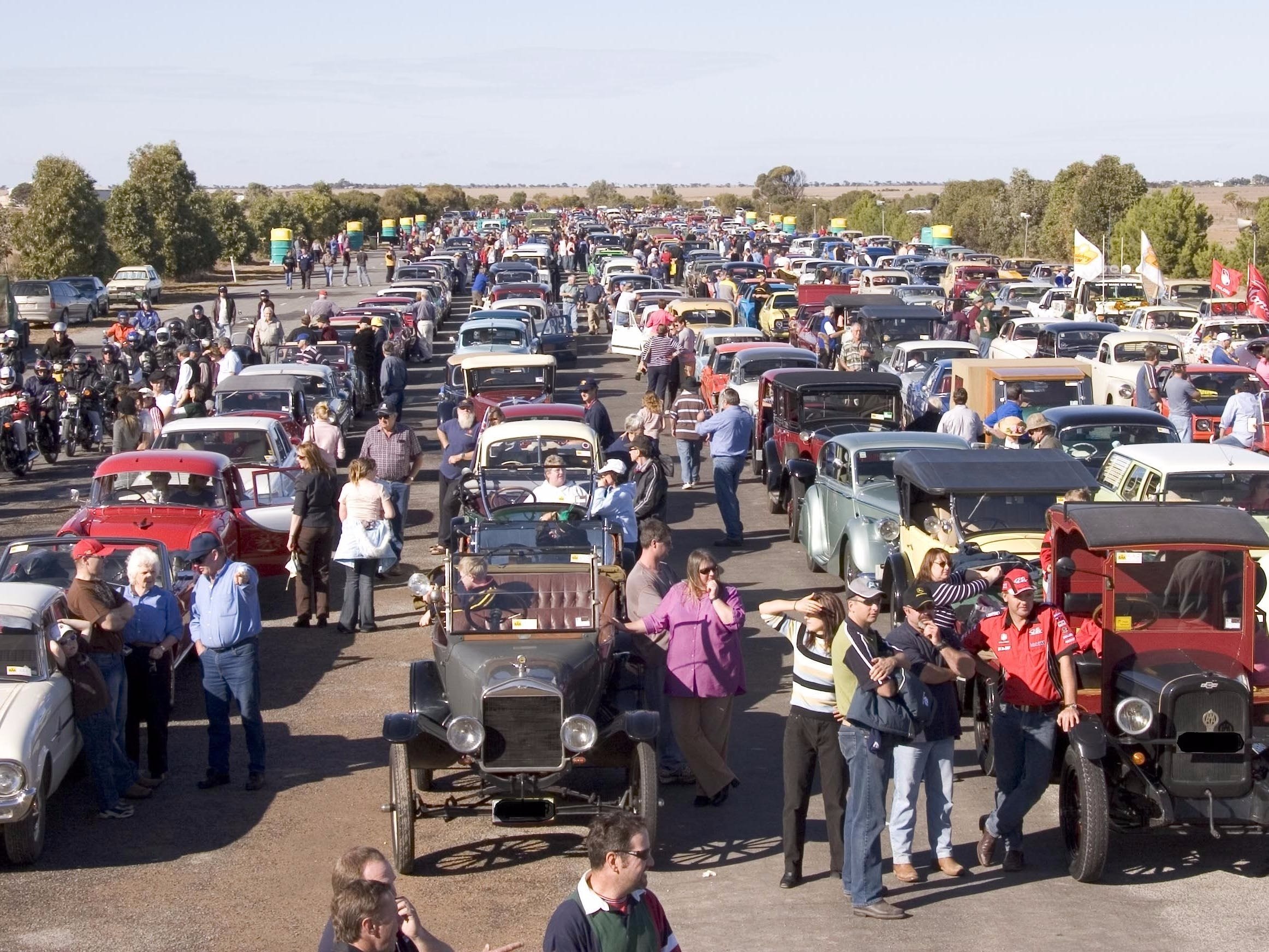 Image for Copper Coast Classic Cavalcade of Cars and Motorcycles, Kernewek Lowender