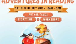 Image of the event 'Shoalhaven Readers and Writers Children's Festival'