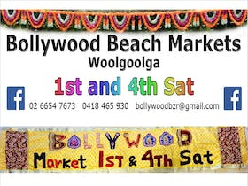 Bollywood Beach Markets