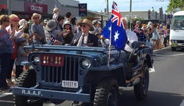 Image of the event 'Anzac Day in the Ballina Shire'