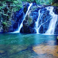 Paradise in the upper reaches of the Barron River