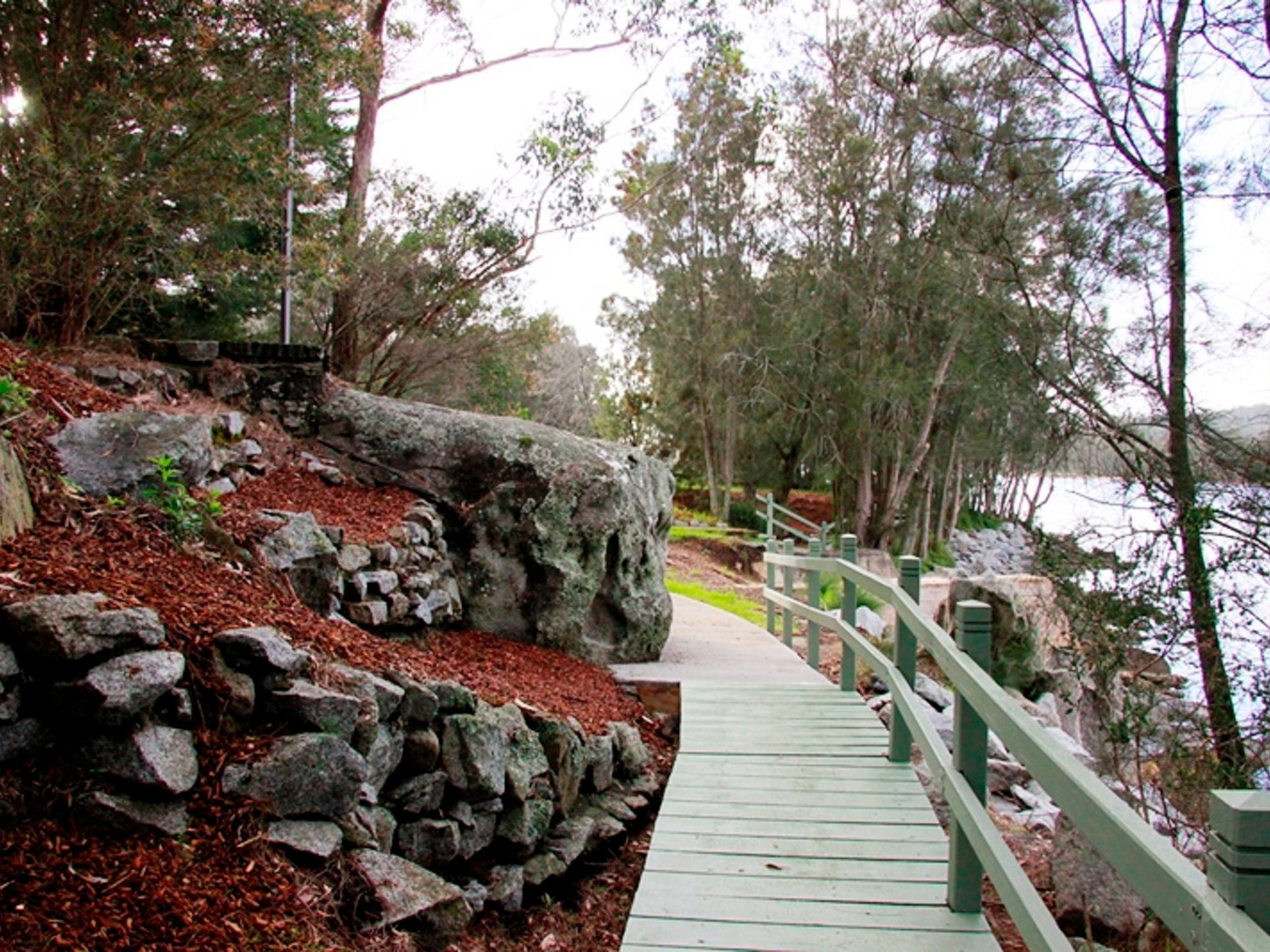 Historic Quarry Park - Moruya