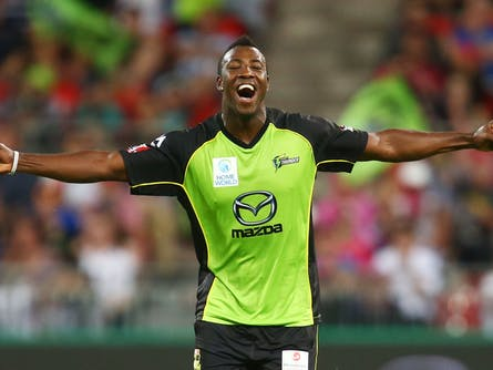 Big Bash: Sydney Thunder vs Sydney Sixers