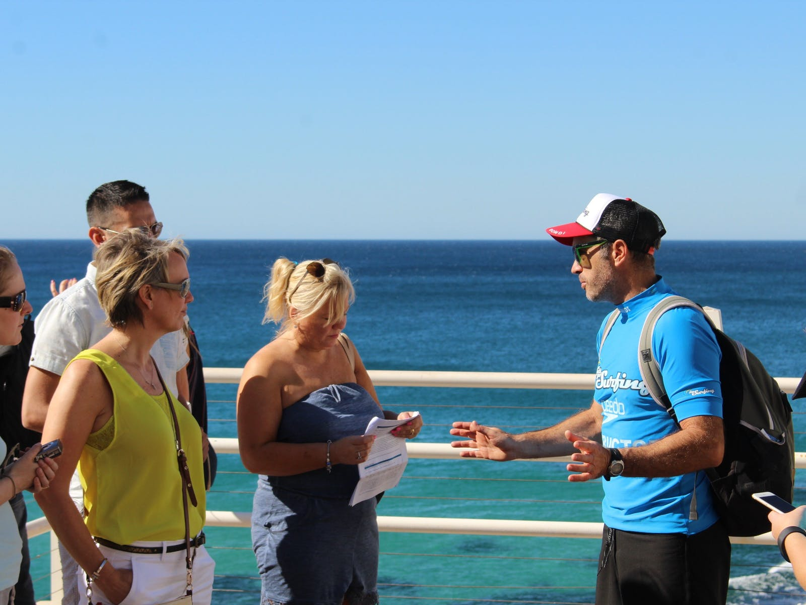 Image for Discover Bondi Guided Beach and Coastal Walking Tours