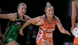 Image of the event 'Blockbuster Super Netball Double Header'