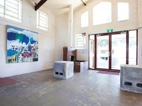 Incinerator Gallery, Moonee Ponds