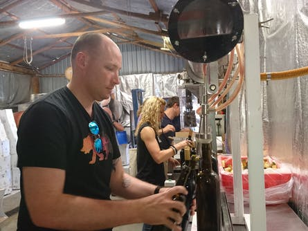 Bottle Your Own Tempranillo at Murrumbateman Winery
