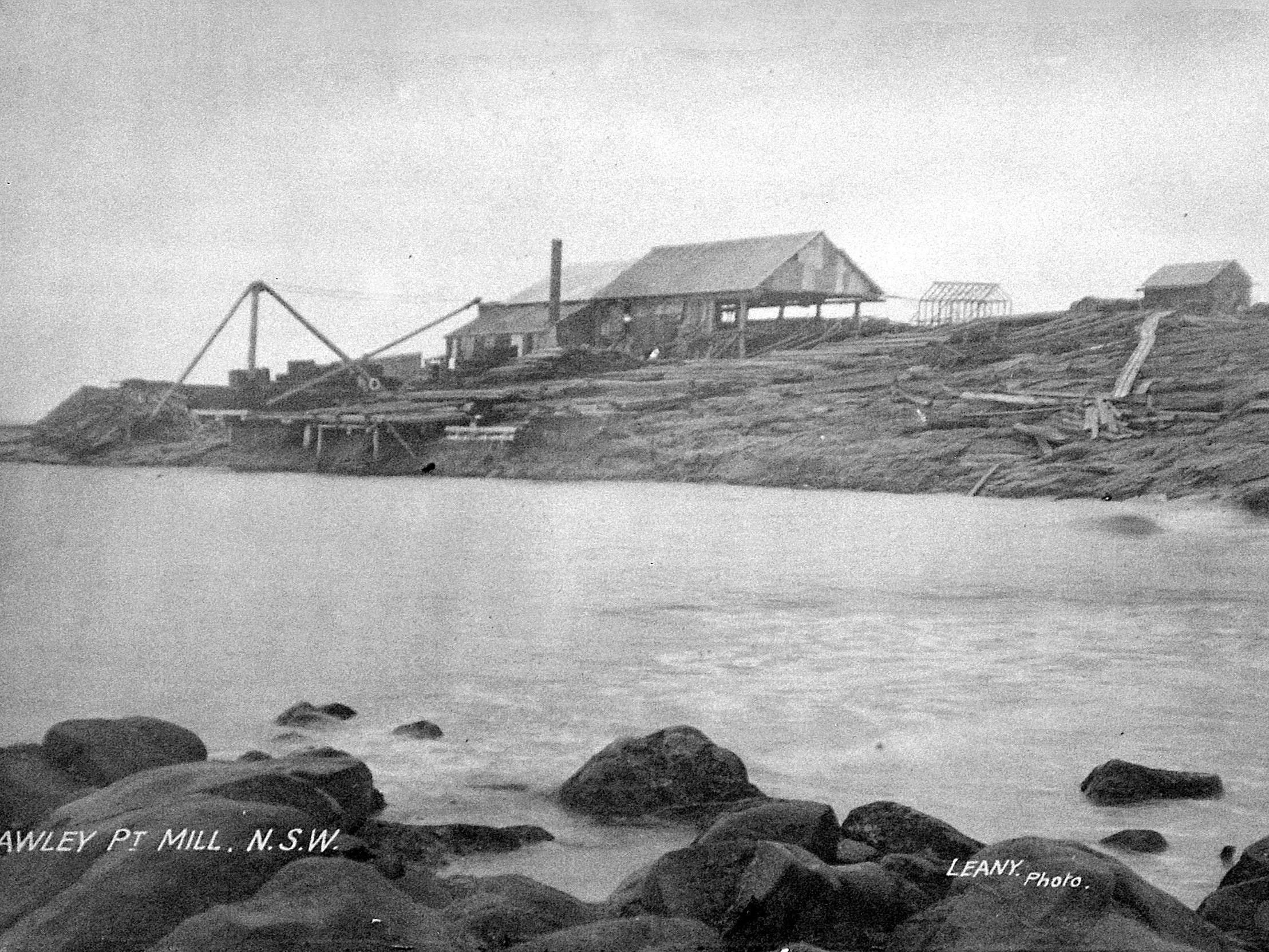 Bawley Point Timber Mill
