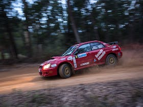 Narooma Forest Rally