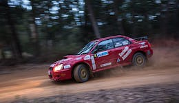 Image of the event 'Narooma Forest Rally'