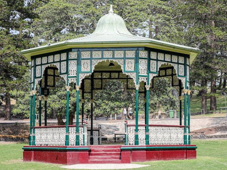 King Edward Park Victorian Rotunda