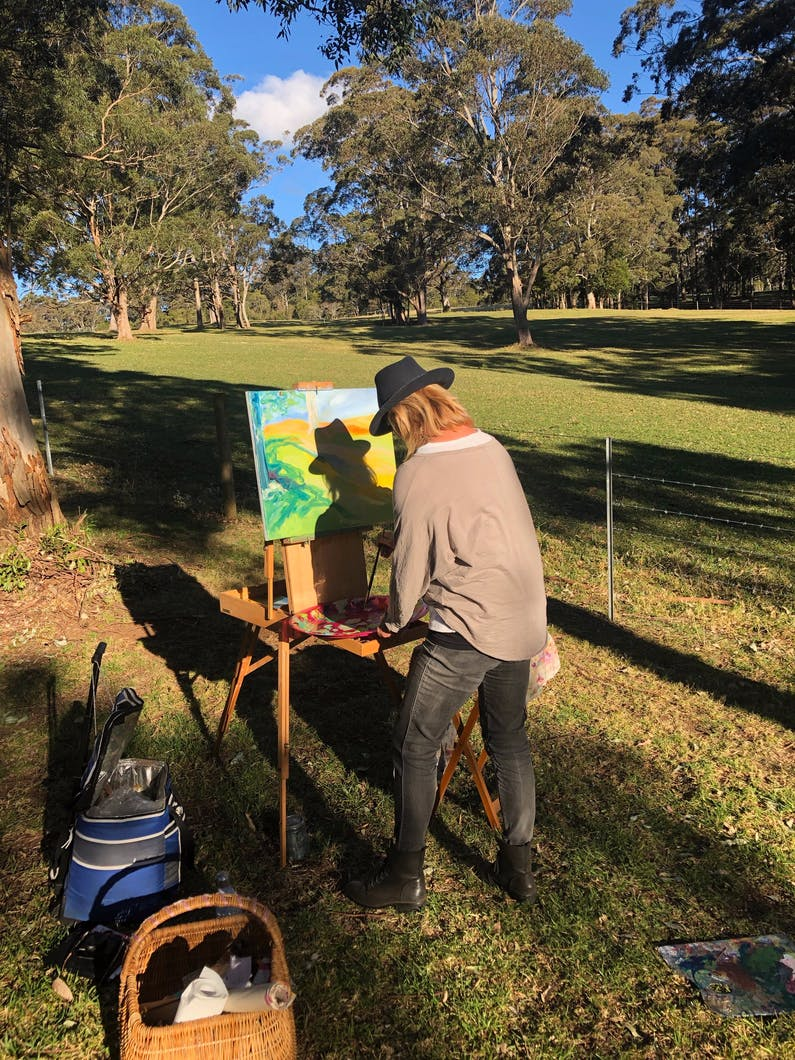 Image of the event 'Art Retreat Kangaloon'