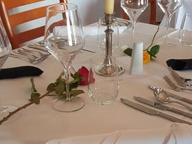 Valentine's 5 Course Lunch and Dinner Cover Image