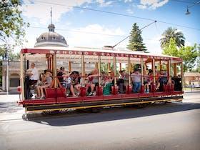 Bendigo Tramways - Tram No. 17