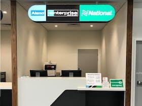 Redspot Car Rentals - Townsville Airport