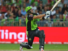 Big Bash Game One: Sydney Thunder vs Sydney Sixers