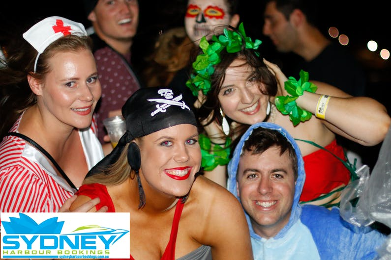 Image of the event 'Halloween Cruise XIII  Sydney's Biggest and Best Halloween Cruise.'