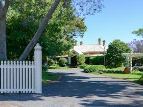 Surrounded by beautiful gardens, Vacy Hall is in the centre of the city of Toowoomba