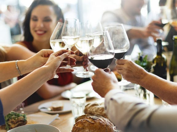 American Wine Dinner - Independence Day