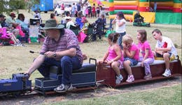 Image of the event 'Bathurst Miniature Railway'