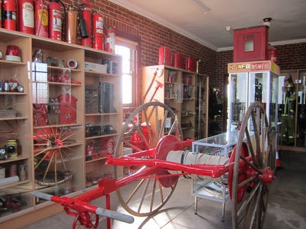 Coolamon Fire Museum