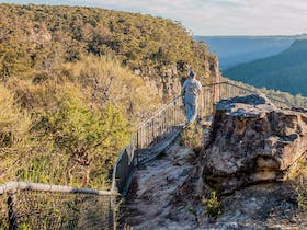 Warris Chair Lookout Track